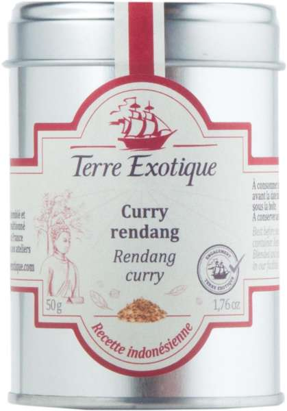 Terre Exotique Rendang Currymischung