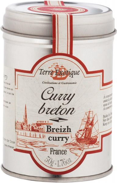 Bretonischer Curry