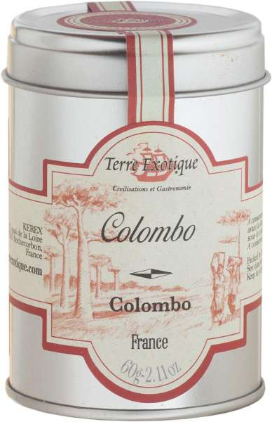 Terre Exotique Colombo Curry