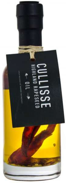 Cullisse Highland Rapeseed Chilli Oil