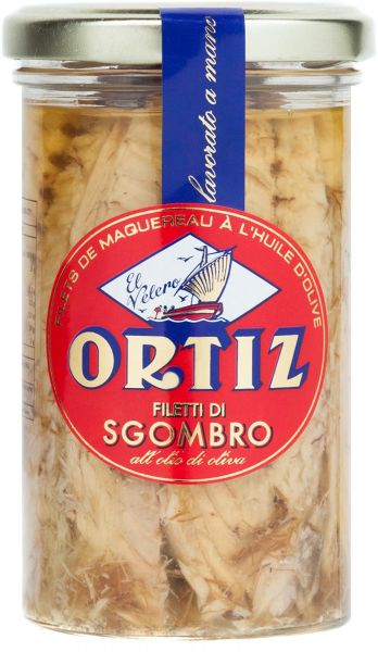 ORTIZ Makrelen Filets in Olivenöl