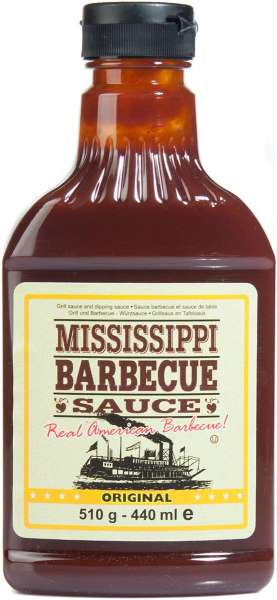 Mississippi Barbecue Sauce Original