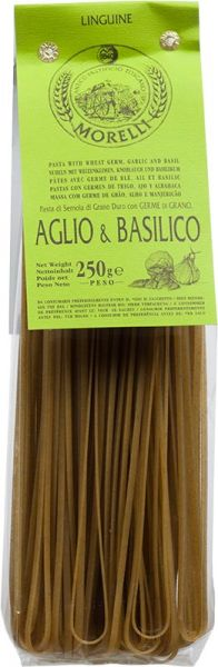 Morelli Linguine all' Aglio & Basilico