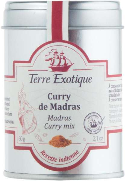 Terre Exotique Madras Currymischung