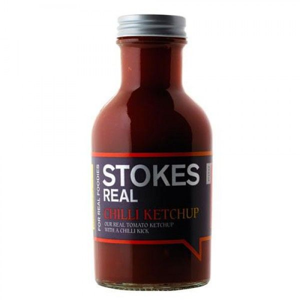 Stokes Real Chilli Ketchup