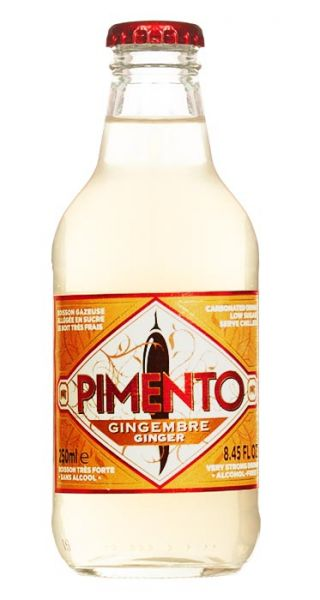Pimento Ginger Beer