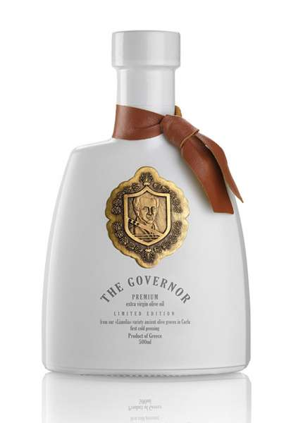 The Governor Premium Olivenöl Limited Edition